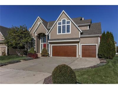 Overland Park Single Family Home For Sale: 12900 W 138th Street