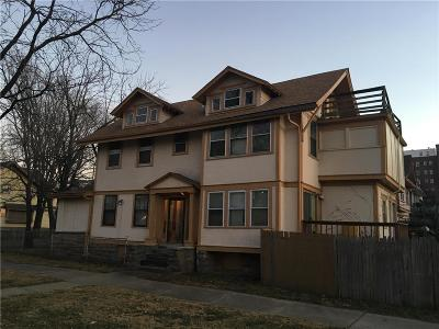 Kansas City Single Family Home For Sale: 3347 Gillham Road