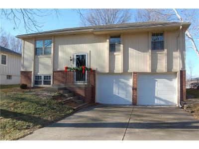 Olathe Single Family Home For Sale: 12736 S Sycamore Street