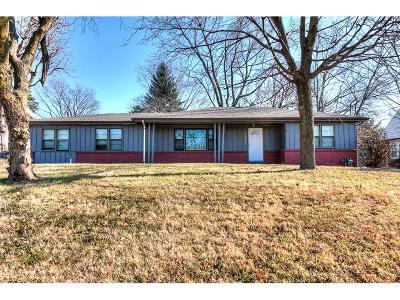 Kansas City Single Family Home For Sale: 3025 N 67th Street
