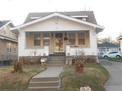 Kansas City Single Family Home For Sale: 426 Van Brunt Boulevard