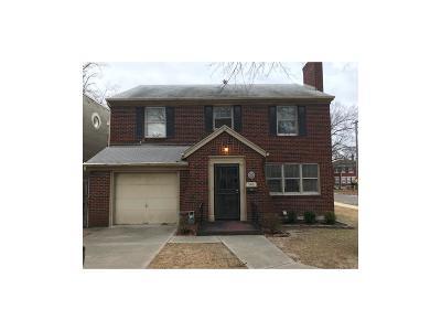 Kansas City Single Family Home For Sale: 340 N 16th Street