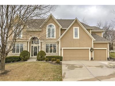 Lenexa Single Family Home For Sale: 20614 W 96th Terrace