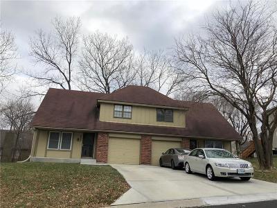 Lenexa Multi Family Home For Sale: 8901 Caenen Lake Road