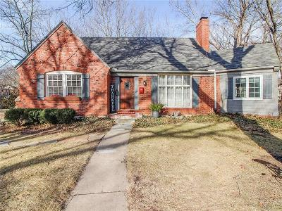 Leawood Single Family Home Show For Backups: 8012 Meadow Lane