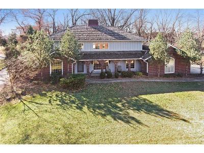 Overland Park Single Family Home For Sale: 10600 Farley Street