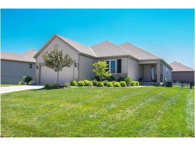 Olathe Single Family Home For Sale: 21587 W 177th Terrace