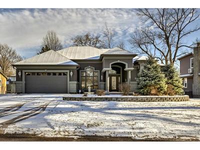 Overland Park Single Family Home For Sale: 8397 Santa Fe Lane
