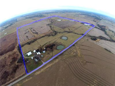 Miami County Residential Lots & Land For Sale: 35335 Somerset Road