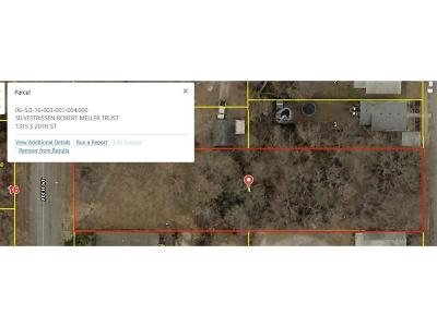 Buchanan County Residential Lots & Land For Sale: 1315 S 20th Street