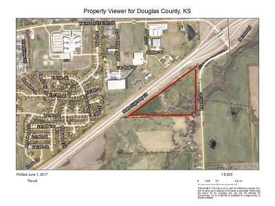 Douglas County Residential Lots & Land For Sale: K-10 E 2300 Road