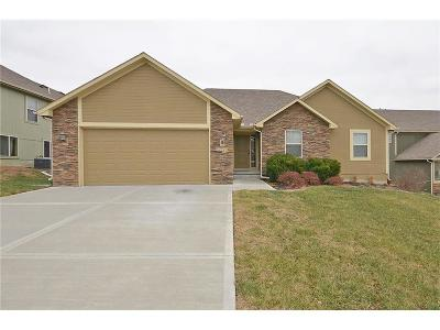 Platte City Single Family Home For Sale: 12515 NW Riley Court