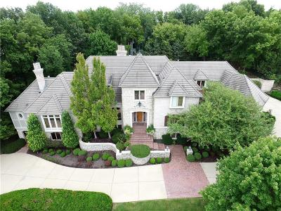 Leawood Single Family Home For Sale: 11425 Canterbury Circle