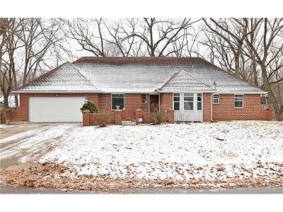 Kansas City Single Family Home For Sale: 2314 N 88th Drive