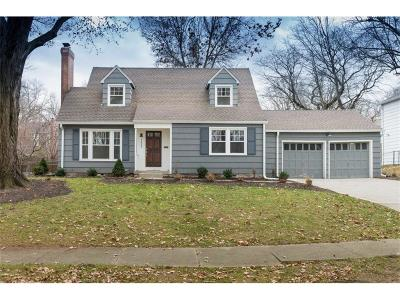 Kansas City Single Family Home For Sale: 1205 Romany Road