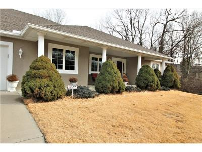 Kearney Single Family Home For Sale: 14615 Hills Road