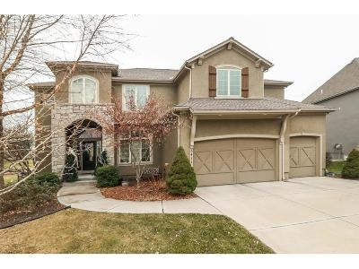 Overland Park Single Family Home For Sale: 5411 W 164th Place