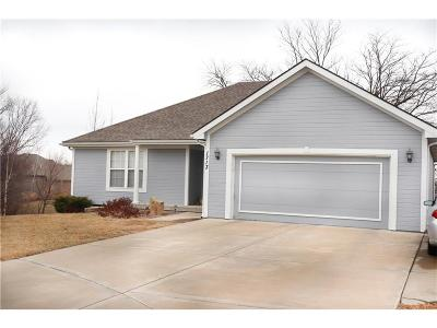 Kearney Single Family Home Show For Backups: 1713 Jordan Drive