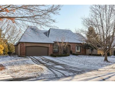 Leawood Single Family Home Show For Backups: 12831 Pembroke Circle