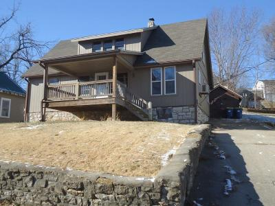 Excelsior Springs Single Family Home For Sale: 114 S Myrtle Avenue