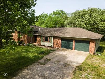 Spring Hill Single Family Home For Sale: 32080 W 223rd Street