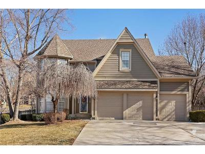 Overland Park Single Family Home For Sale: 14707 Hadley Street