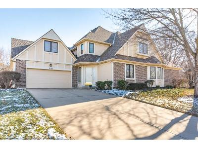 Overland Park Single Family Home For Sale: 8105 W 139th Street