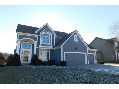 Lee's Summit Single Family Home For Sale: 217 NE Hidden Valley Lane