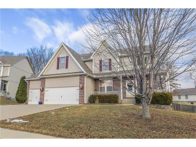 Liberty Single Family Home For Sale: 1562 Merit Lane