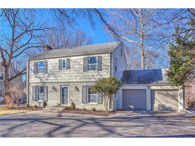Prairie Village Single Family Home For Sale: 7804 State Line Road