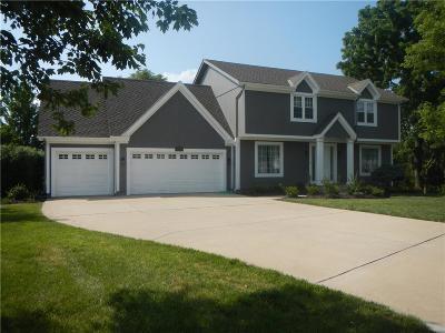 Shawnee Single Family Home Contingent: 5501 Pflumm Road
