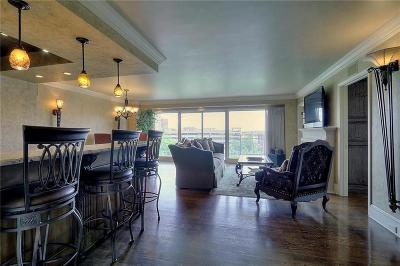 Kansas City Condo/Townhouse For Sale: 4740 Roanoke Parkway #604