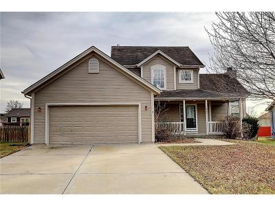 Greenwood MO Single Family Home For Sale: $219,000