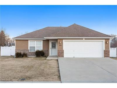 Raymore MO Single Family Home For Sale: $195,000
