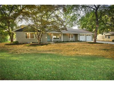 Leawood Single Family Home For Sale: 9532 Belinder Road