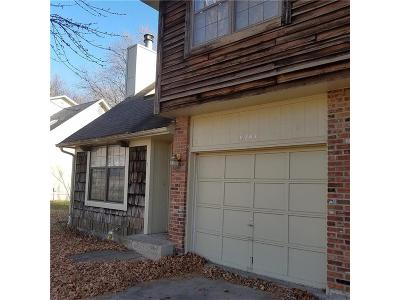 Shawnee Duplex For Sale: 6241 Rene Street