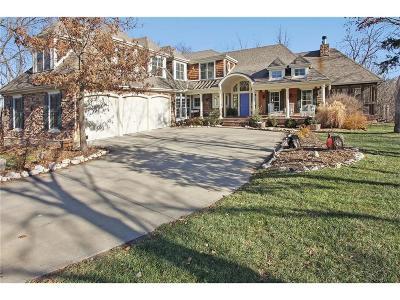 Stilwell Single Family Home For Sale: 18249 Aberdeen Street