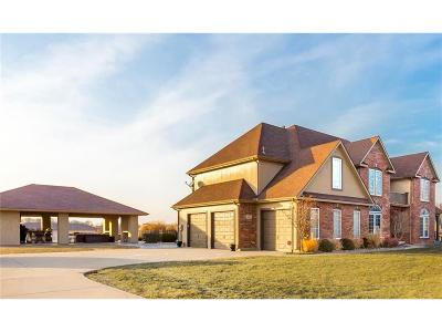 Grain Valley MO Single Family Home For Sale: $565,000