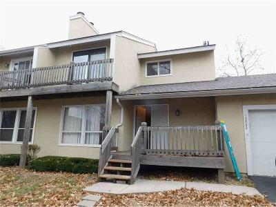 Overland Park Condo/Townhouse Show For Backups: 12822 W 109th Street