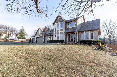 Overland Park Single Family Home For Sale: 10447 W 150th Terrace