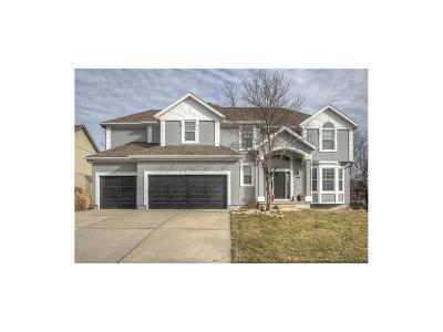 Overland Park Single Family Home For Sale: 13705 Flint Street