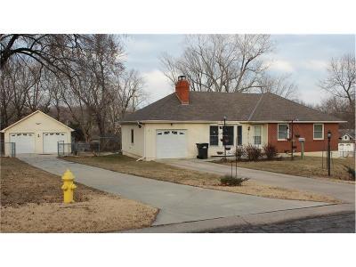 Grandview Single Family Home For Sale: 7412 E 130 Street