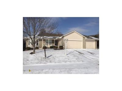 Raymore MO Single Family Home For Sale: $229,900