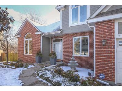 Overland Park KS Single Family Home For Sale: $419,000