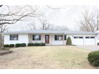 Liberty Single Family Home For Sale: 536 Jefferson Circle