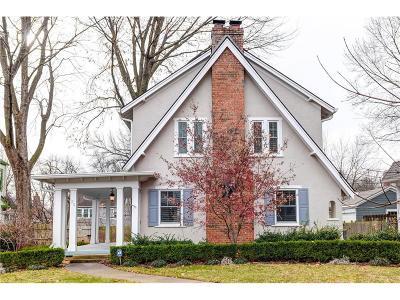 Kansas City Single Family Home Show For Backups: 23 E Winthrope Road