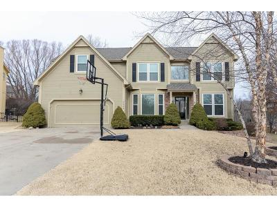 Leawood Single Family Home For Sale: 5344 W 153 Terrace