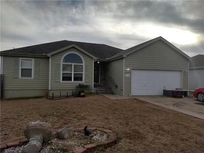 Edgerton Single Family Home Show For Backups: 617 W Heather Knoll Drive