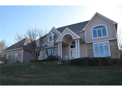Shawnee Single Family Home Contingent: 21645 Midland Drive