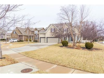 Overland Park Single Family Home For Sale: 13410 W 138th Terrace